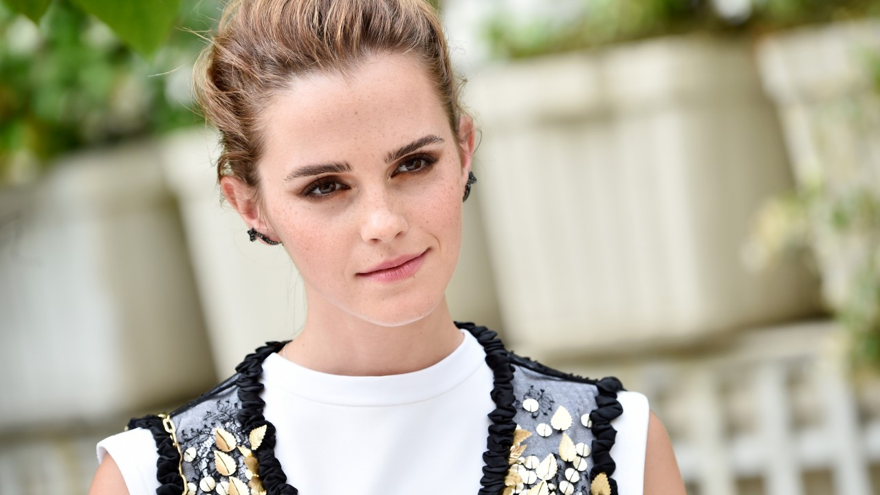 Emma Watson Just Showed Us the Adult Way to Wear a Graphic Tee