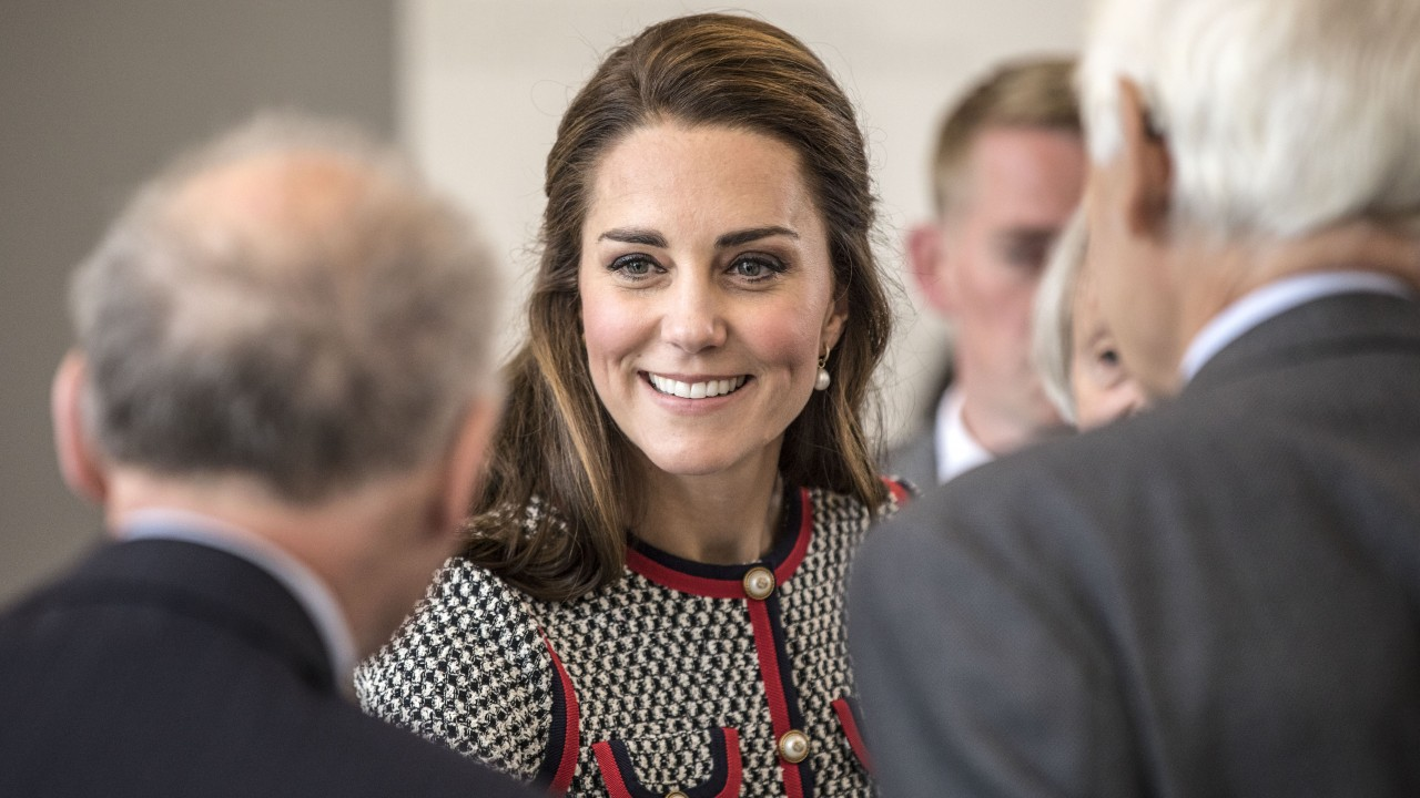 Wait—Kate Middleton Is Wearing Gucci Now?