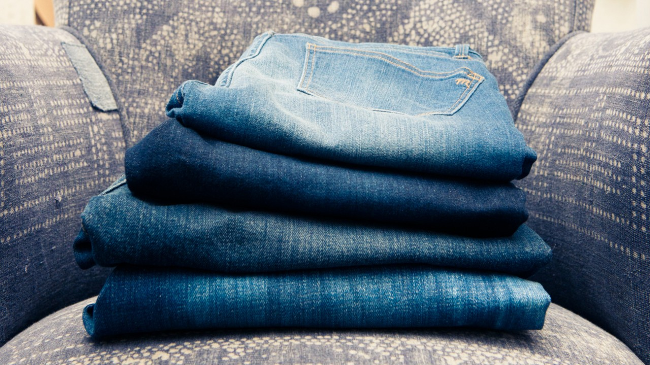Fact: You Never Have to Wash Your Jeans Again!