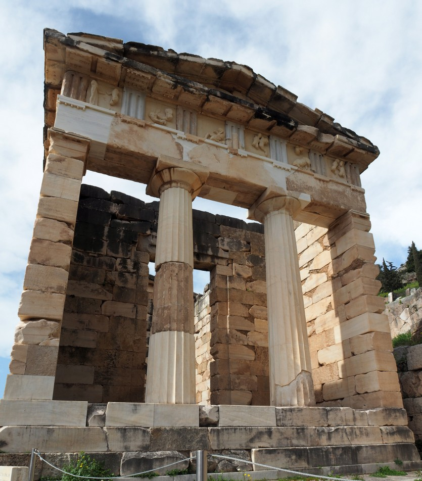 Aureta thomollari shares her athens travel diary coveteur view of the erechtheion ionic portico on the acropolis of read more m4hsunfo