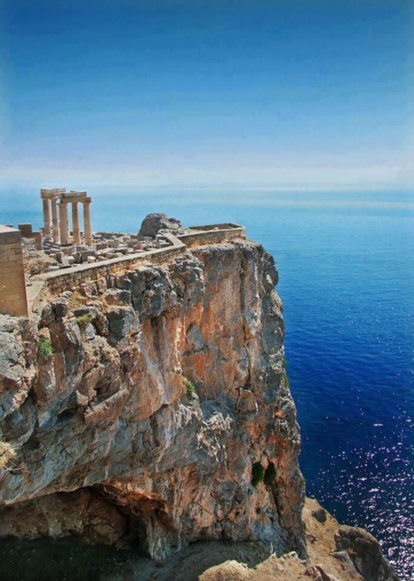 Aureta Thomollari Shares Her Athens Travel Diary Coveteur