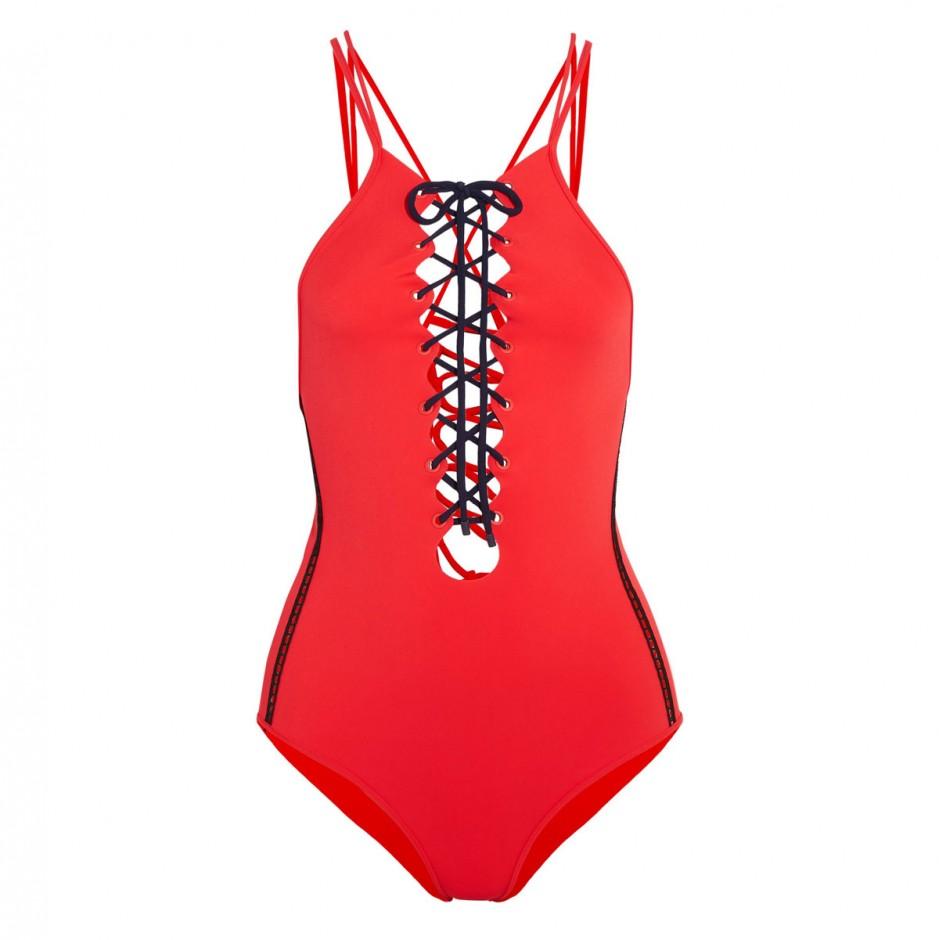 da09372e8b Shop the Biggest One-Piece Swimsuit Trends of 2017 - Coveteur
