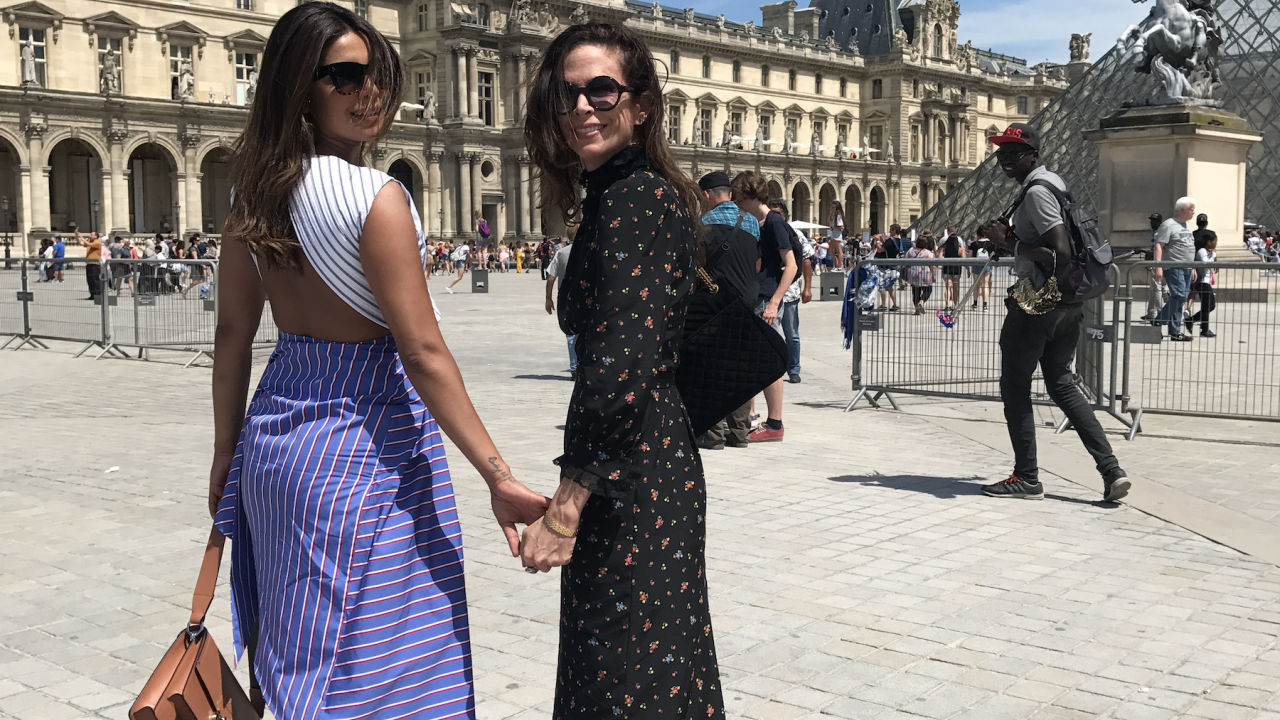 Priyanka Chopra's Stylist Is A Paris Fashion Week Pro