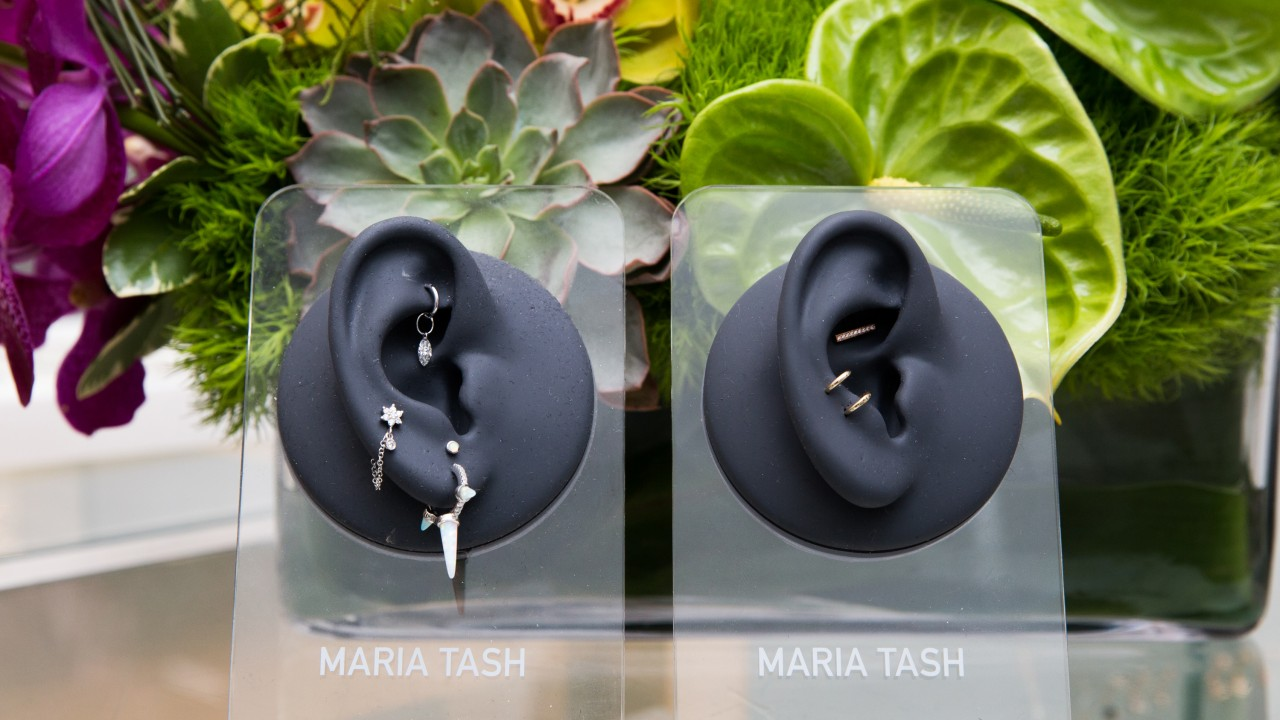 Whether You Know It or Not, Maria Tash Probably Inspired Your Piercing