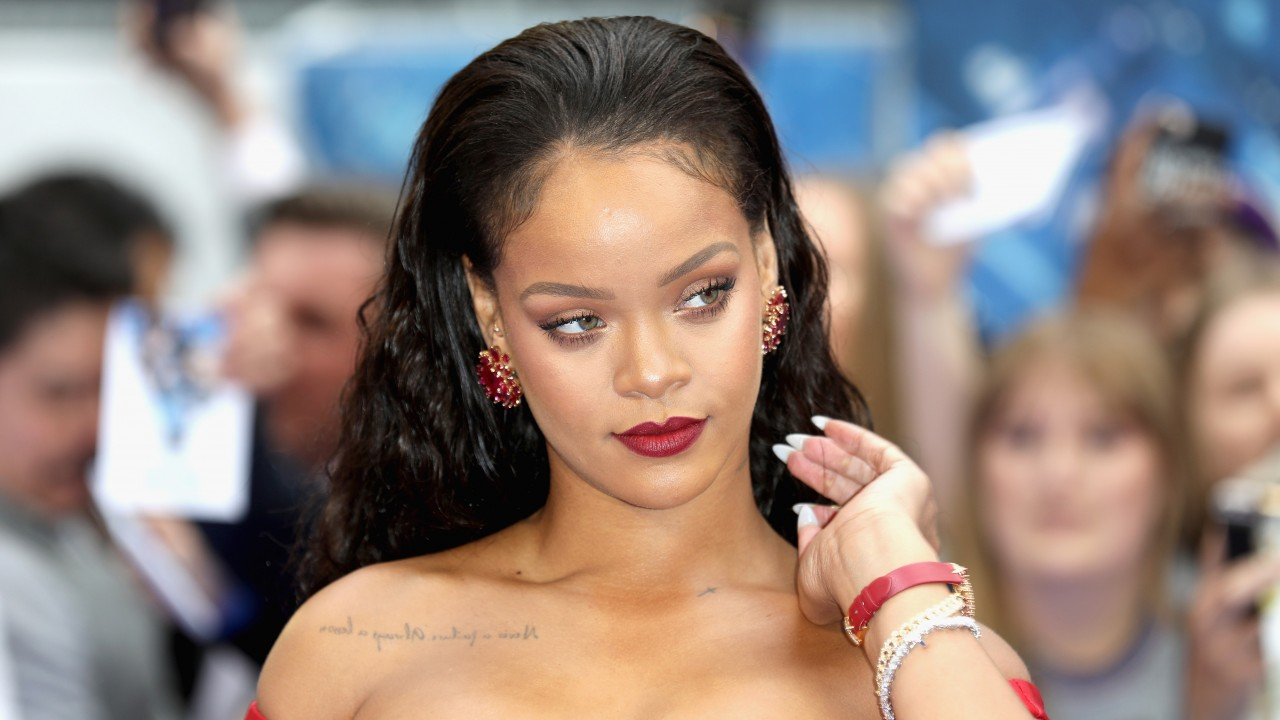 Rihanna Teased Her Beauty Line on Instagram, and the Comments Are Hilarious