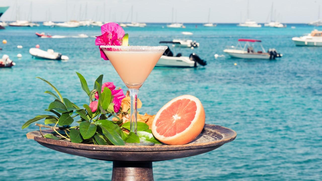 This Cocktail Tastes Exactly like Freshly Squeezed Grapefruit Juice