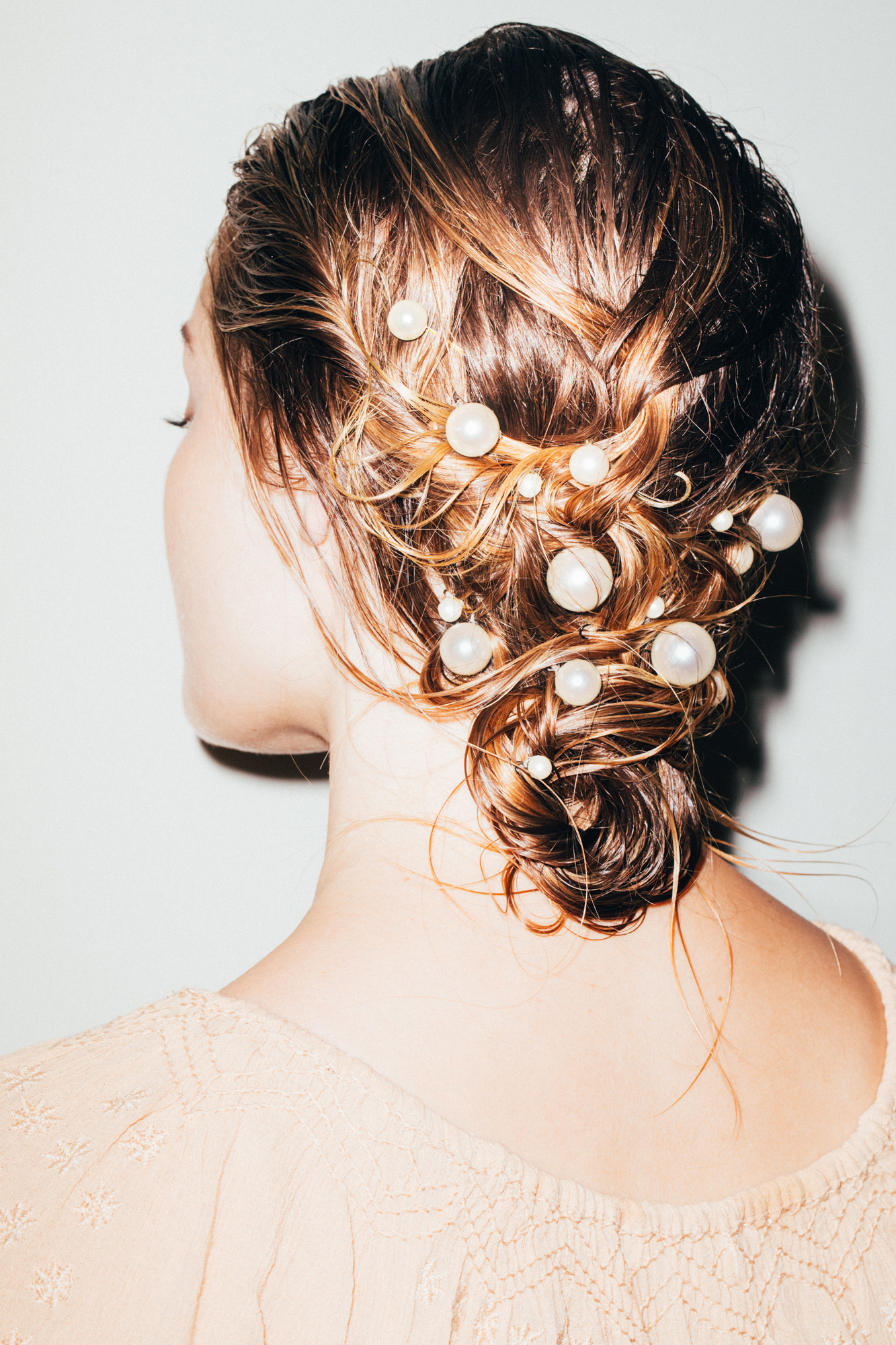 Our Step By Step Guide To Styling Hair Accessories Coveteur