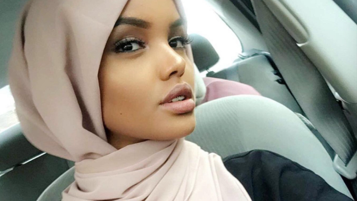 Model Halima Aden Is Completely Devoted to One Tarte Moisturizer