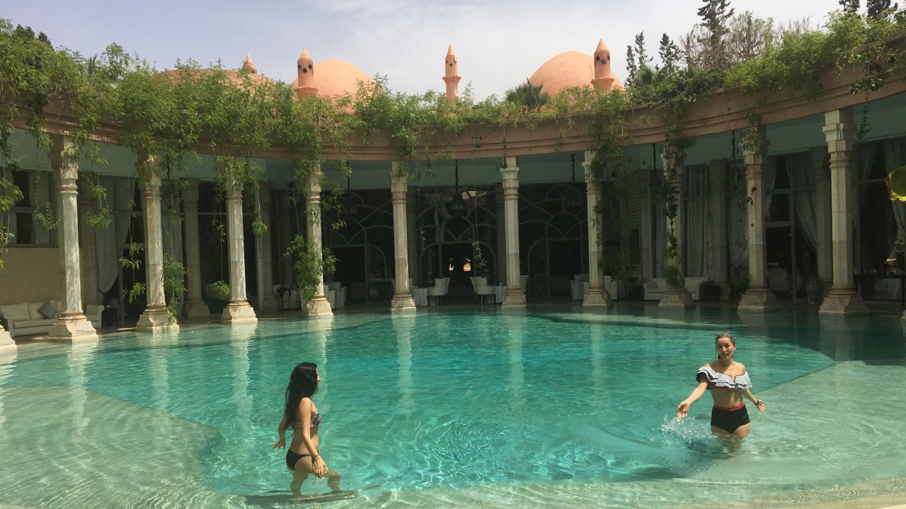This Marrakech Bachelorette Will Put Every Bachelorette You've Ever Been To to Shame