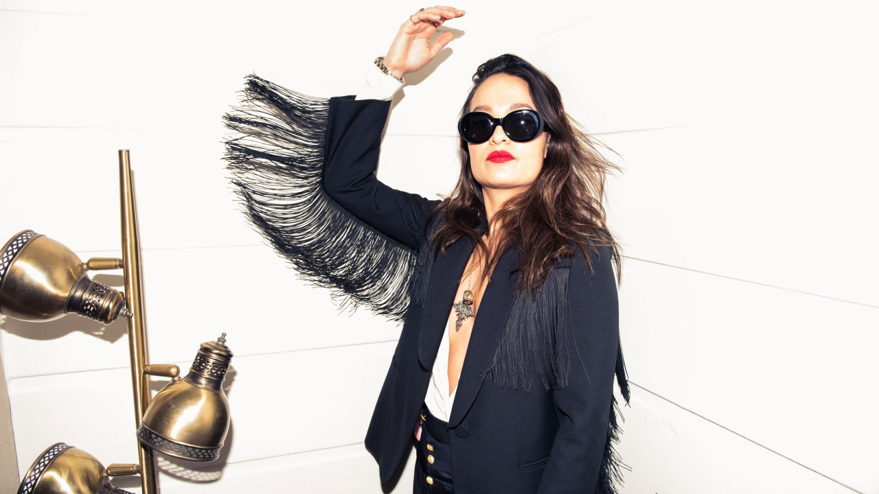 Chloé Bartoli's Vintage Sunglass Collection Rivals Any Other