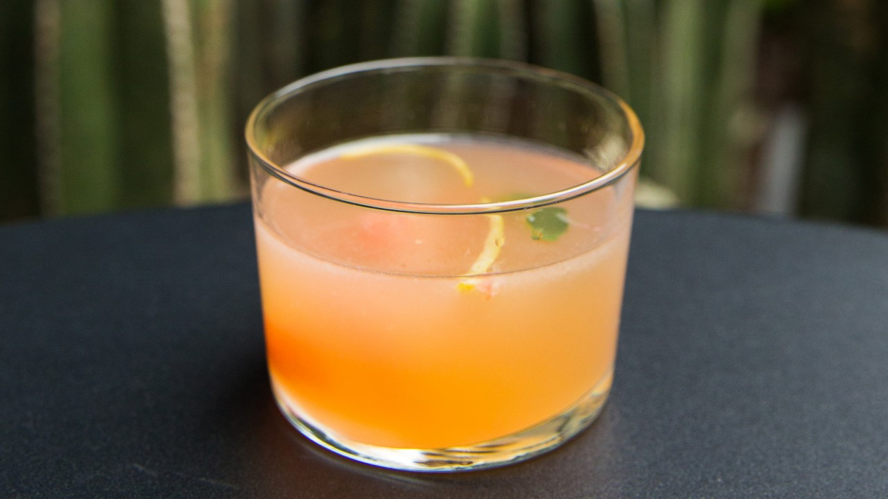 The Spicy Mezcal Cocktail We Brought Back from Mexico City