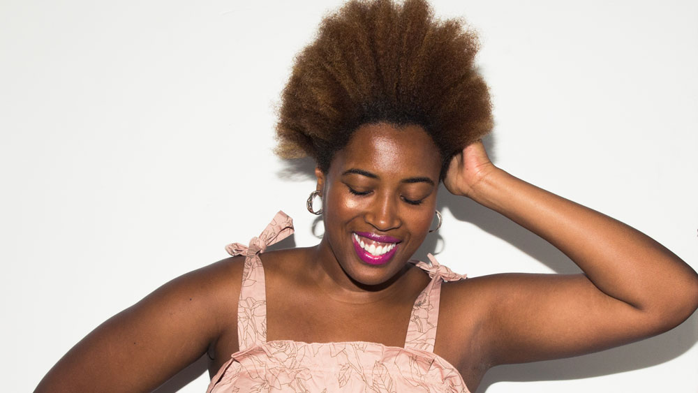 Editor Leah Faye Cooper Shares Her 11-Step Sunday Hair Care Routine