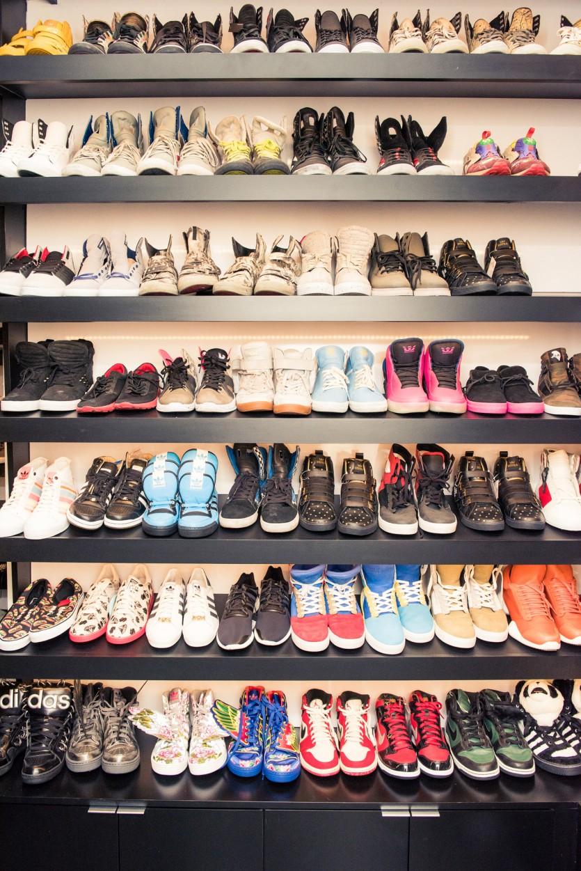 Inside DJ Steve Aoki's Closet and Las Vegas Home - Coveteur