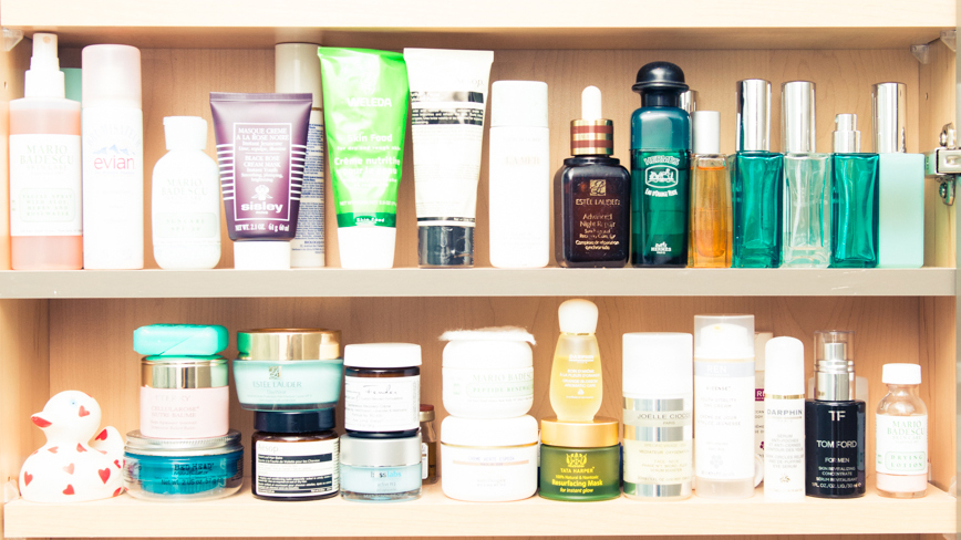 The One Beauty Product Each Coveteur Editor Has Used the Longest