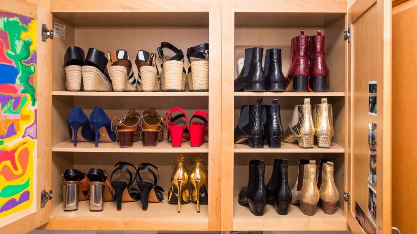 Inside The Cut's Editor-In-Chief Stella Bugbee's Closet