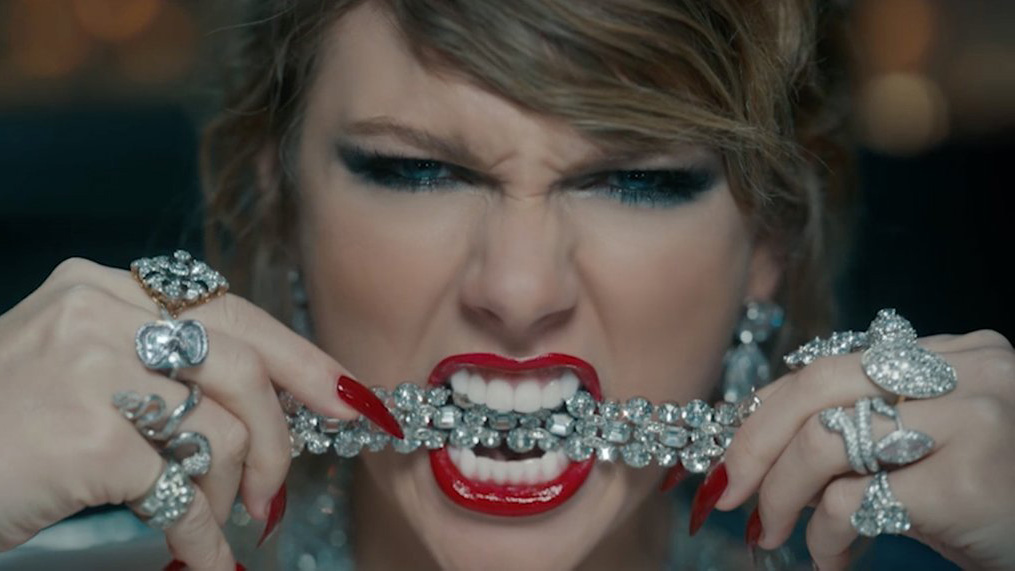 So, That Wasn't a Beyoncé Reference in Taylor Swift's Video
