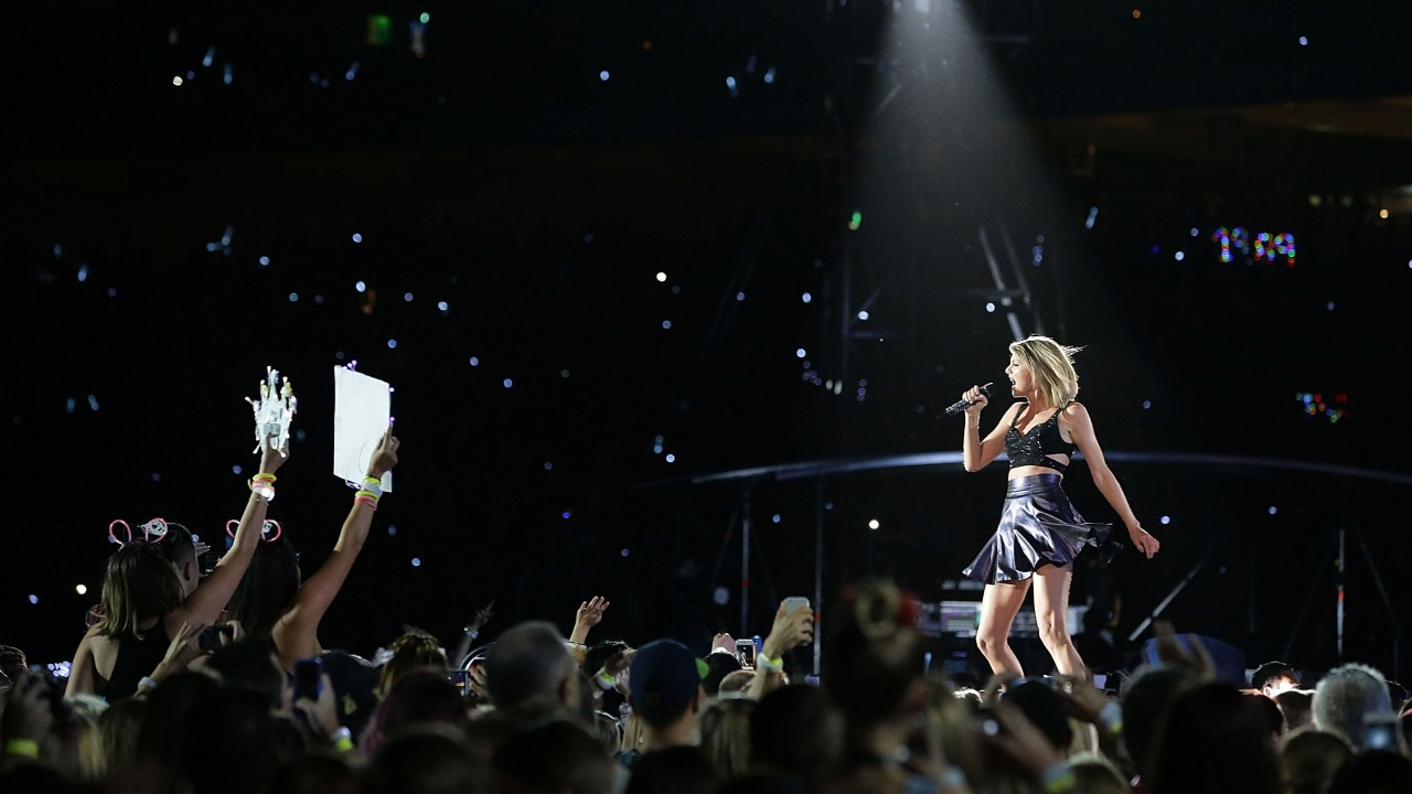 Confessions of a Taylor Swift Super Fan