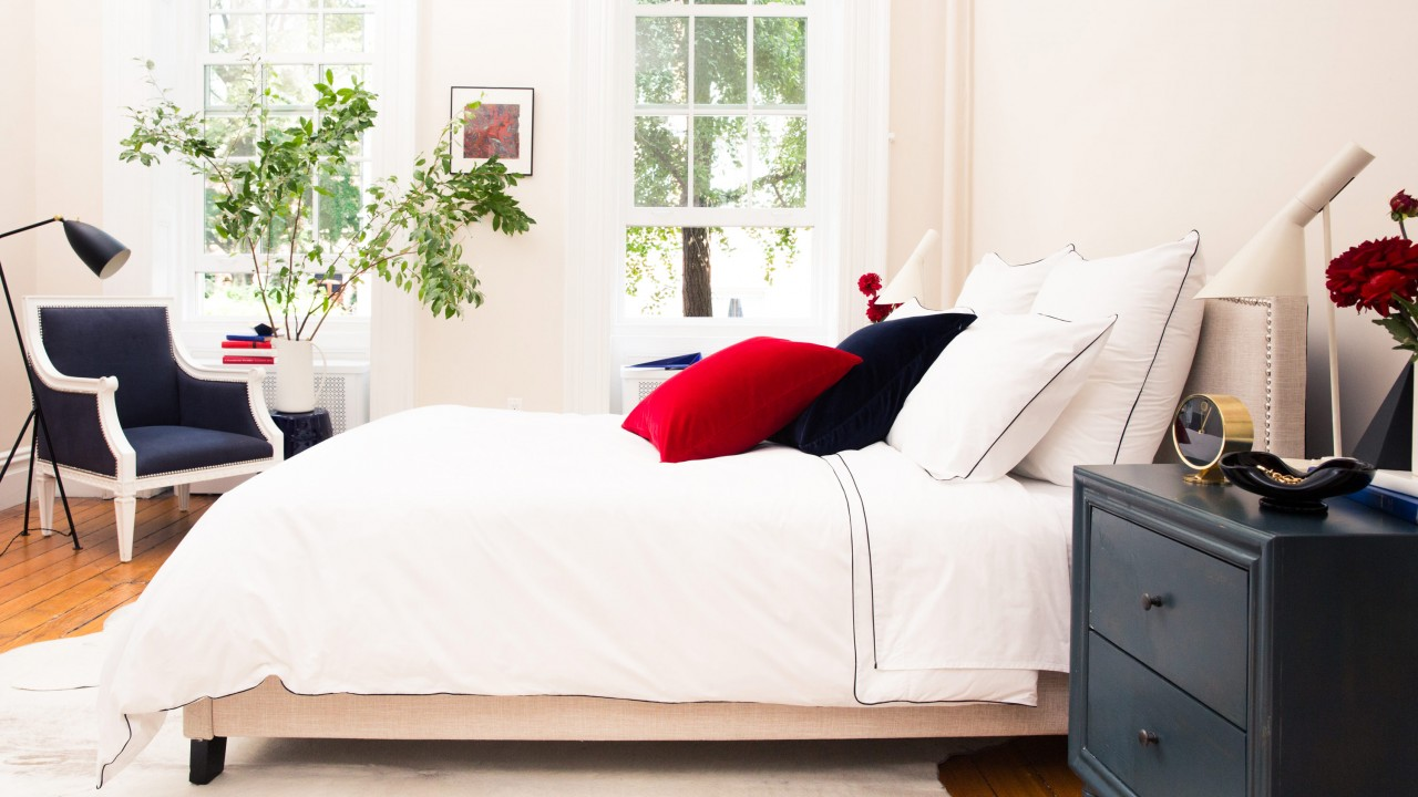 The Most Effective Way to Update Your Bedroom Is Also the Easiest
