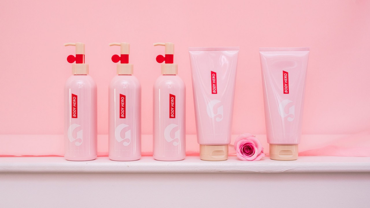 Your First Look: Glossier's New Body Products