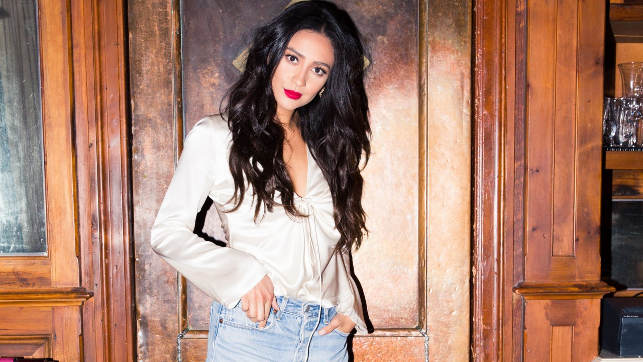 Shay Mitchell Swears by Wet Wipes, $8 Pore Strips and Post-Workout Hair