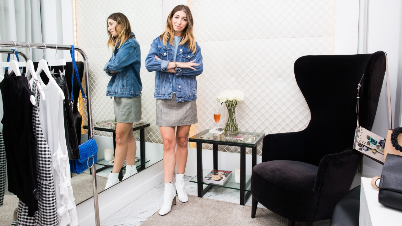 All The Ways We're Wearing Denim This Fall