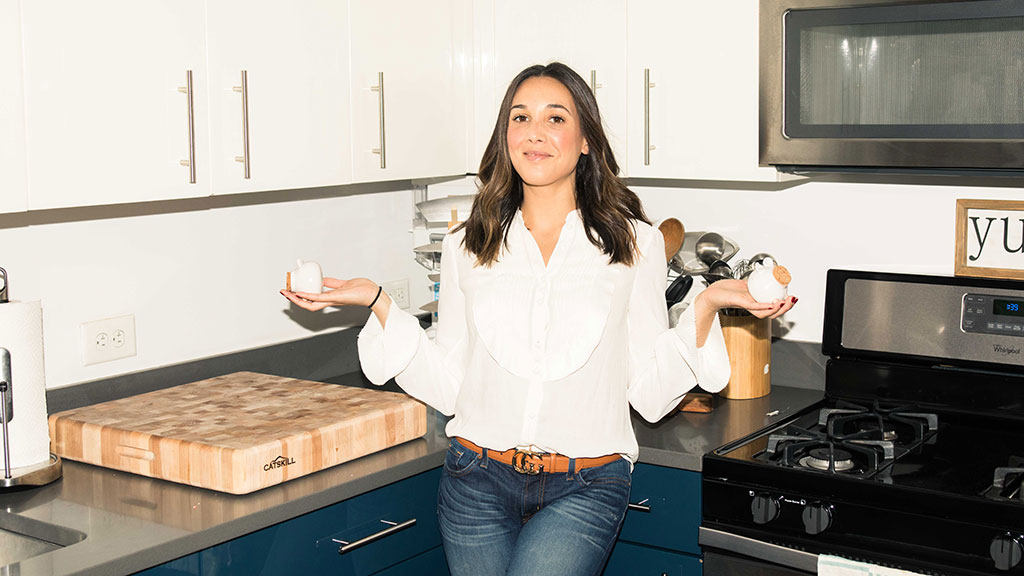 Even Culinary Hotshots Love Red Bull. Just Ask Leah Cohen.