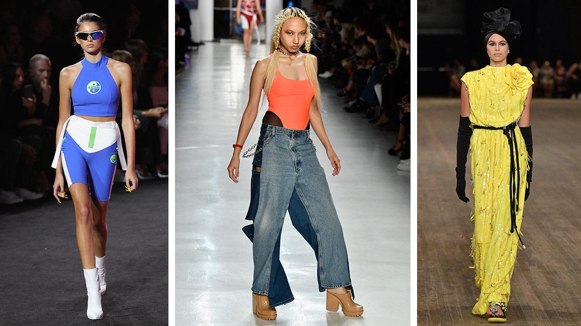 New York Fashion Week Spring 2018 Runway Trends Coveteur