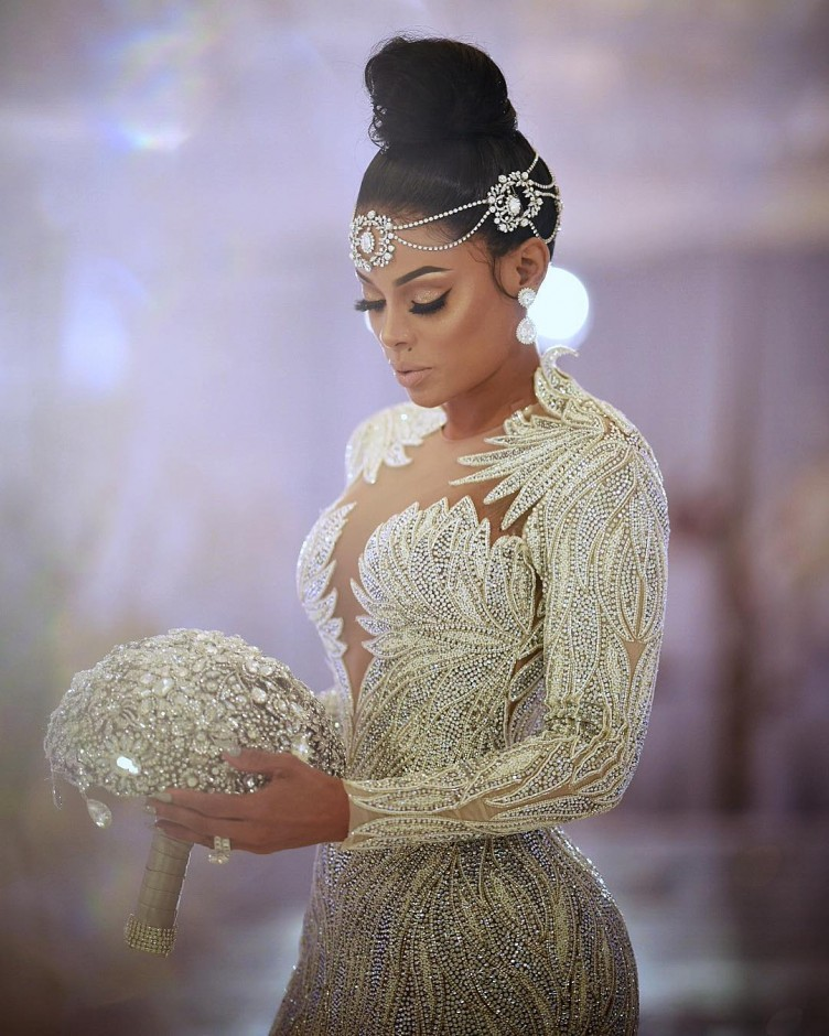 Photos From Gucci Mane and Keyshia Ka\u0027Oir\u0027s Wedding , Coveteur