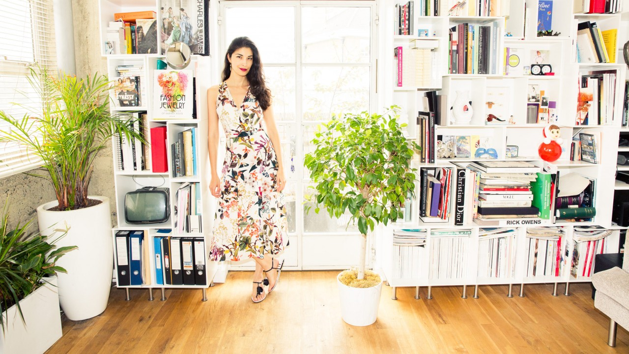 We Got to Dig Around in Caroline Issa's Insane Closet