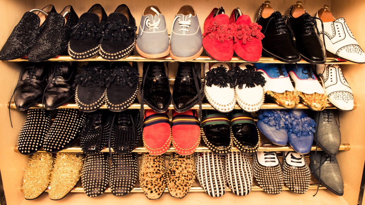 Christian Louboutin Let Us Inside His Paris Apartment for Coveteur's Book