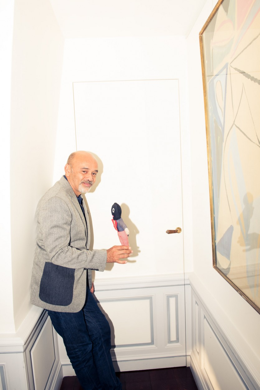 a11869d615c Inside Christian Louboutin s Closet and Paris Apartment - Coveteur