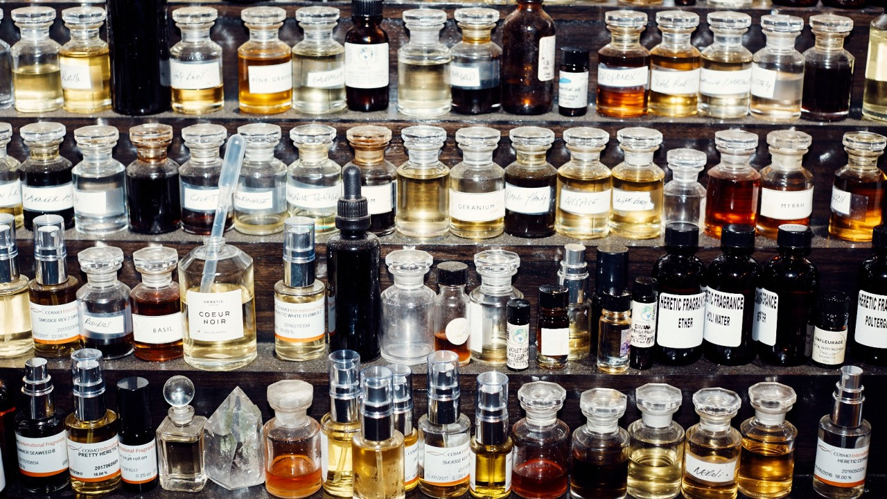 What It's Like to Make a Custom Fragrance with Gwyneth Paltrow's Perfumer