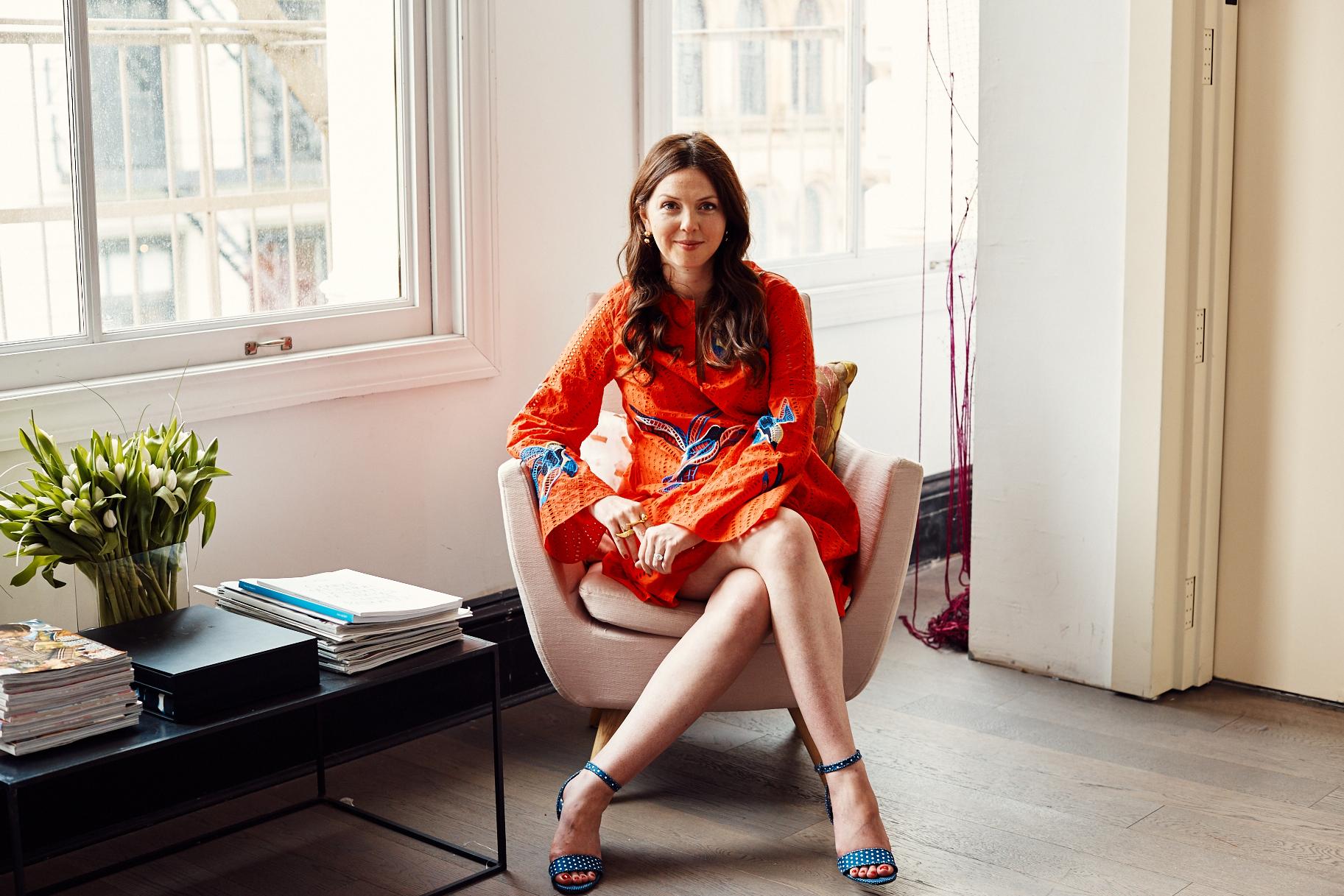 Tanya Taylor Talks Size Inclusivity And Her Feminine