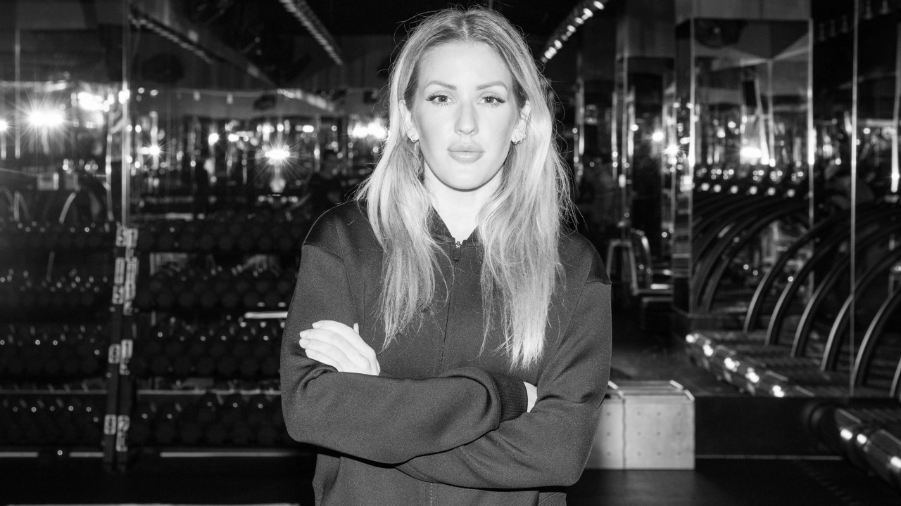 Ellie Goulding Once Laid in a Bathtub Full of Seaweed