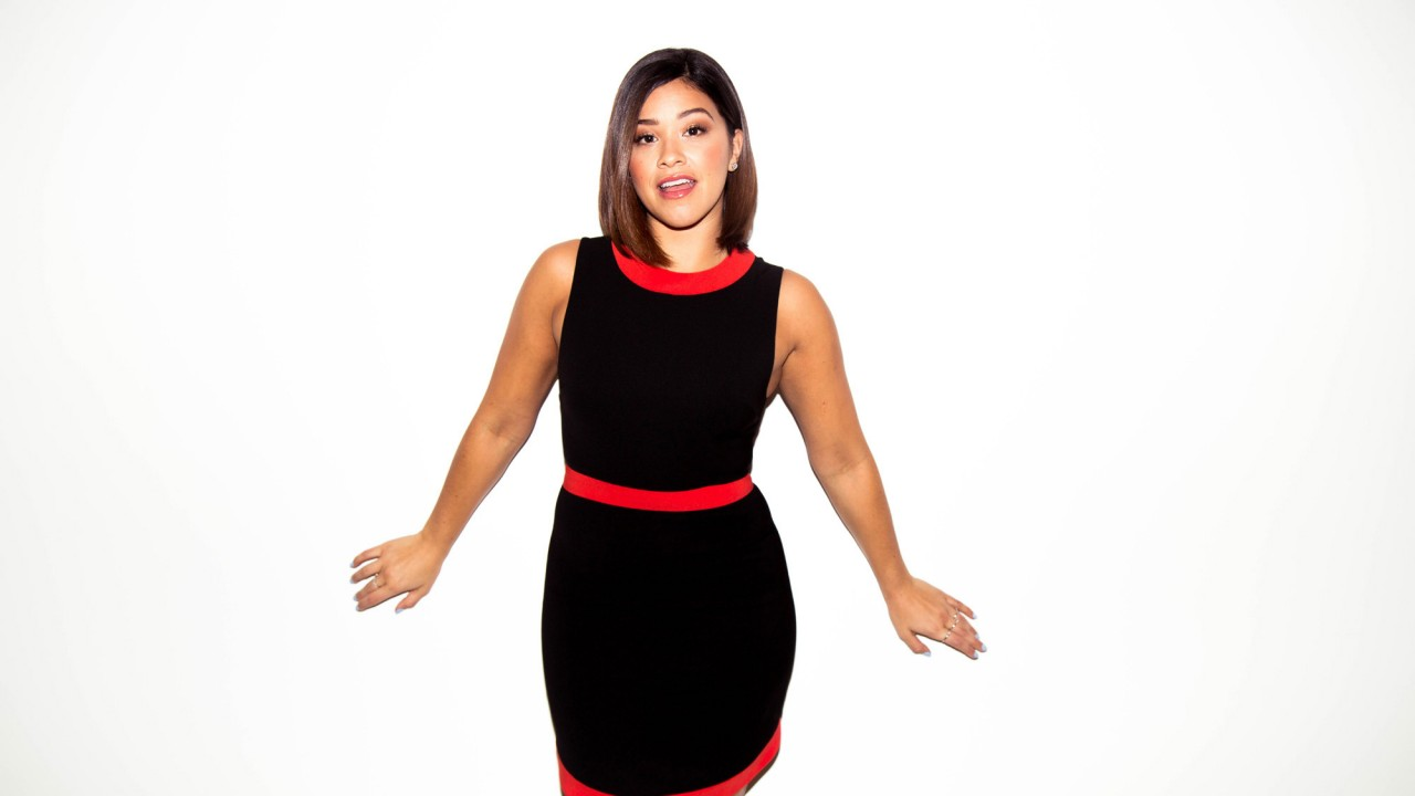 You've Probably Never Heard This Story about Gina Rodriguez's Career