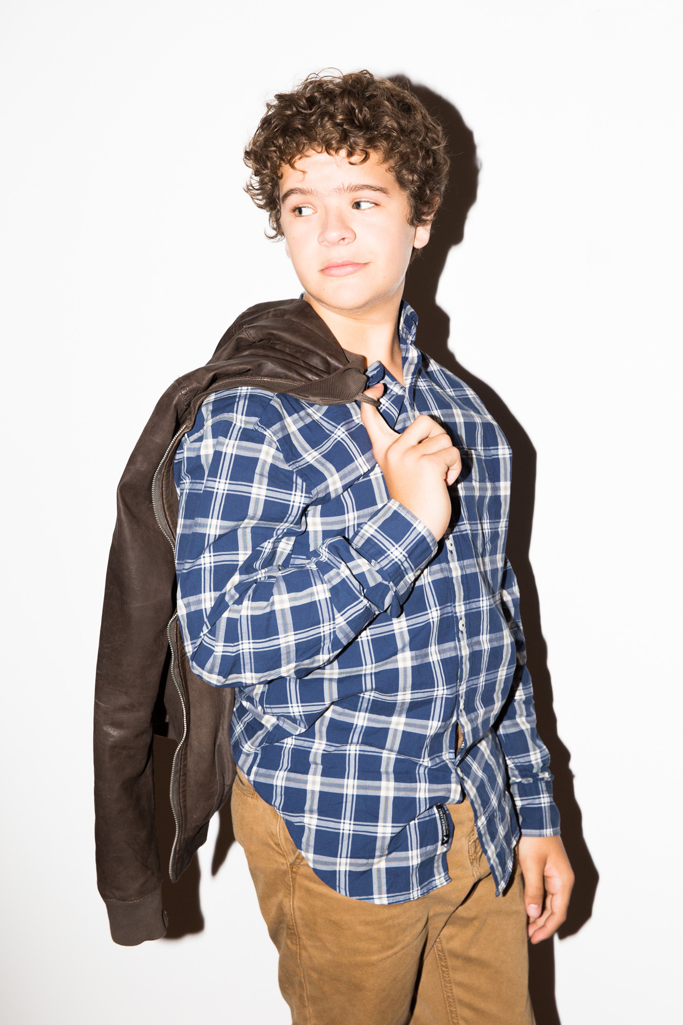 Gaten Matarazzo Tells Us the Crazy Connection Between Stranger Things and Harry Potter