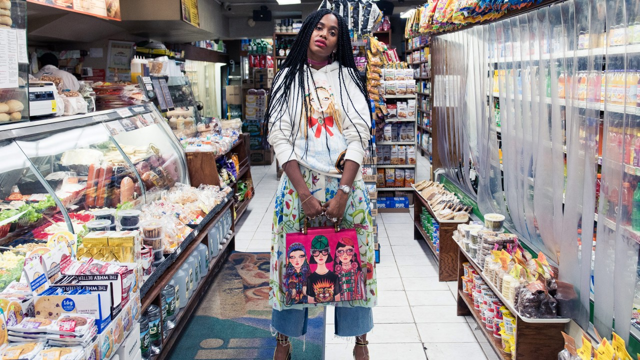 How to Pull Off the Most Daring Gucci Looks, According to a Global Street Style Star