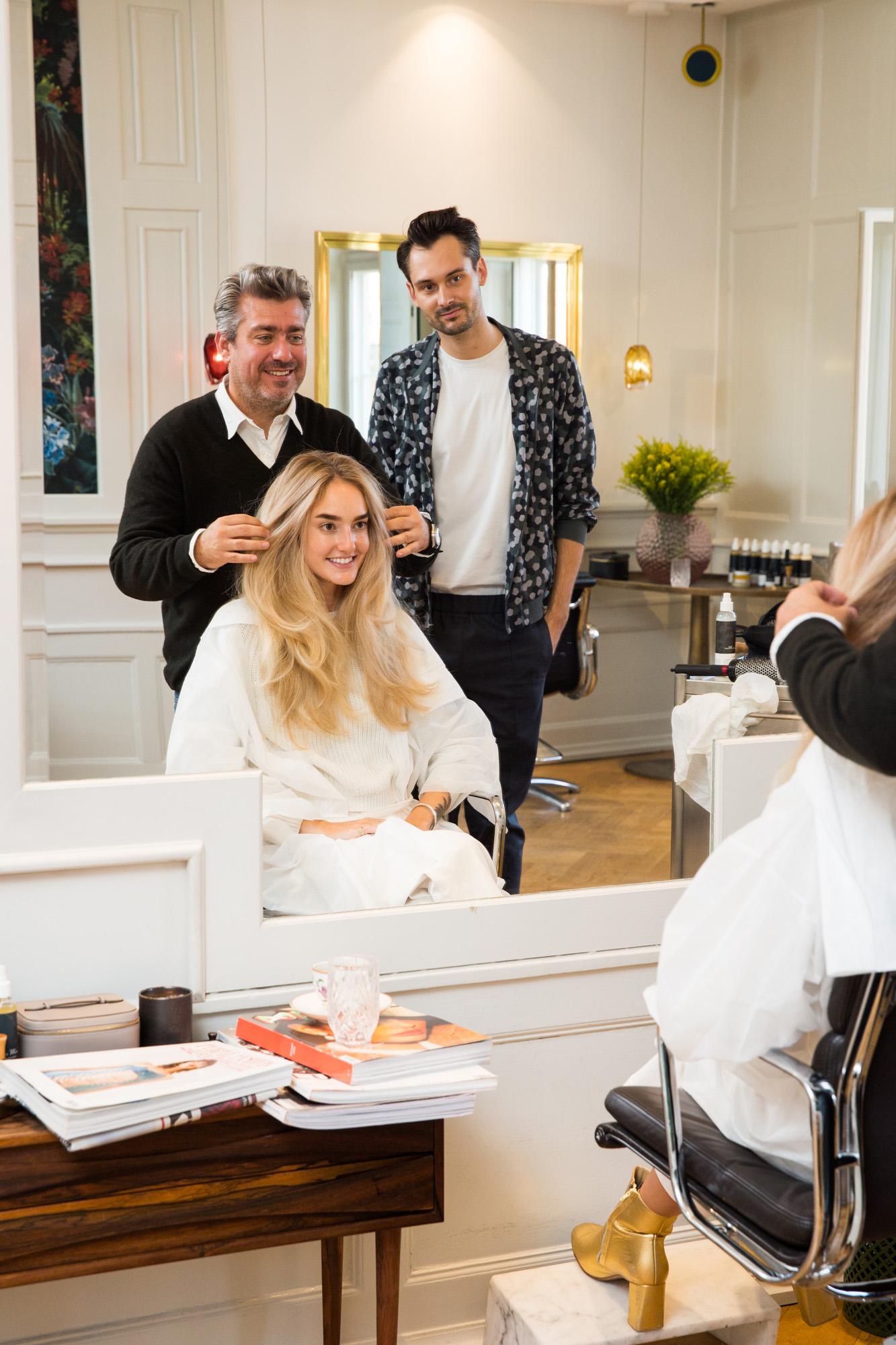 How We Got The Perfect Blonde Hair In Copenhagen Coveteur