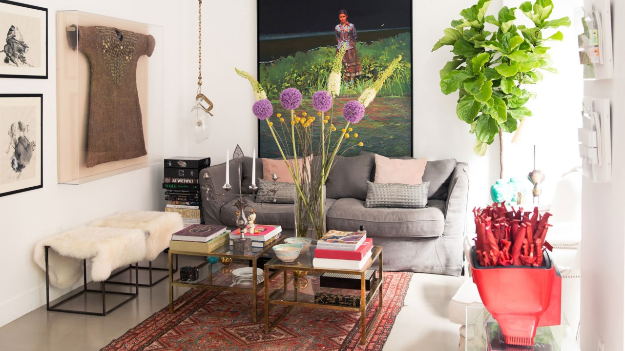 How to Make an 800-Square-Foot Apartment Feel Twice as Big