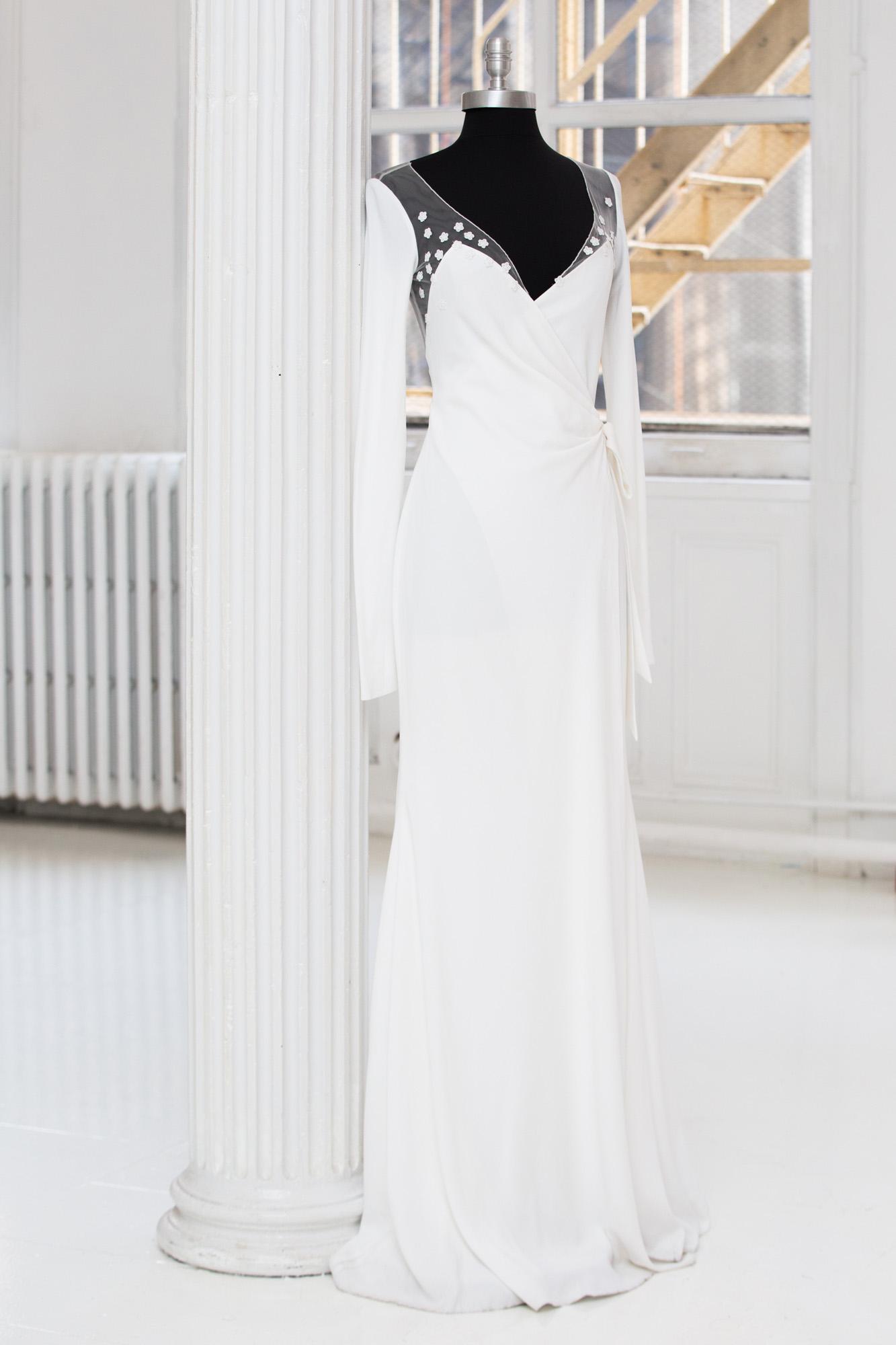 Inside Designer Rime Arodaky\'s Bridal Studio - Coveteur