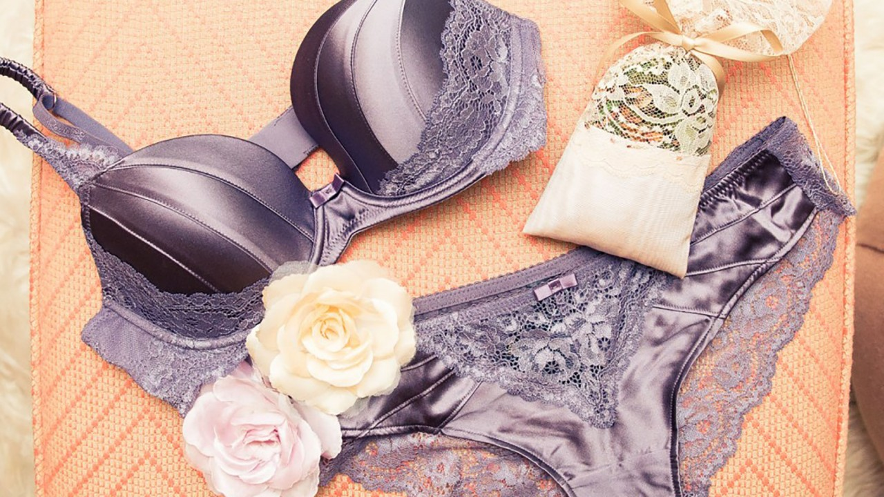 The Ultra-Luxe Lingerie Pieces We Want Right Now