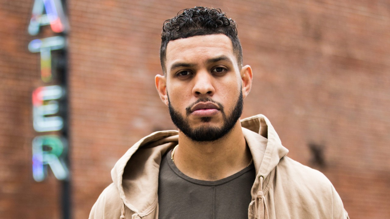 Sarunas Jackson Watched His First Insecure Sex Scene By Himself