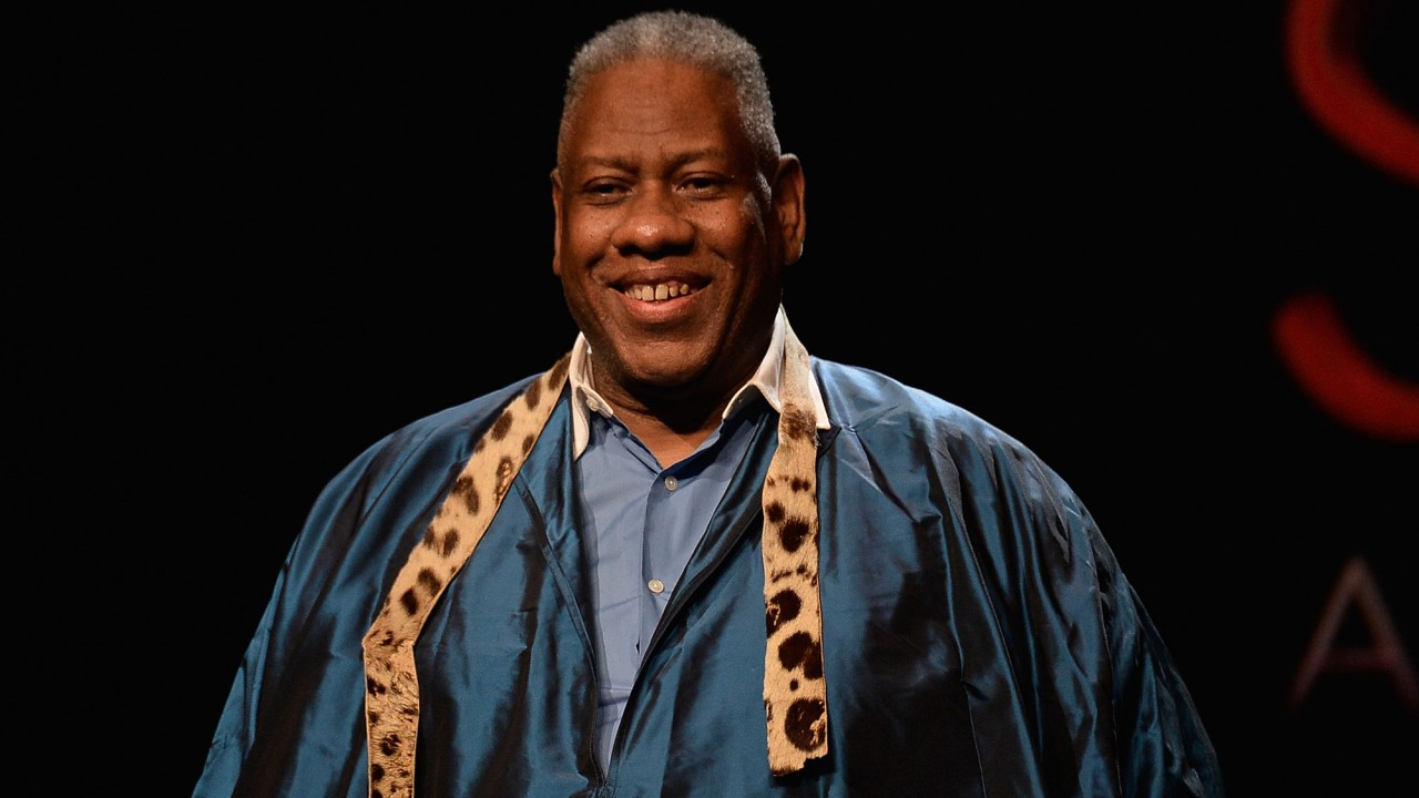 5 Minutes with André Leon Talley