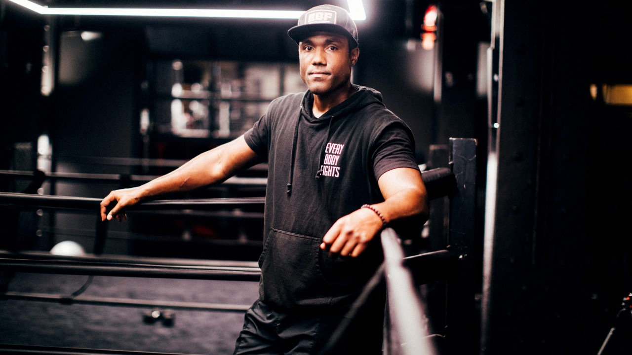 How George Foreman III Went from Managing His Father to Fitness Entrepreneur