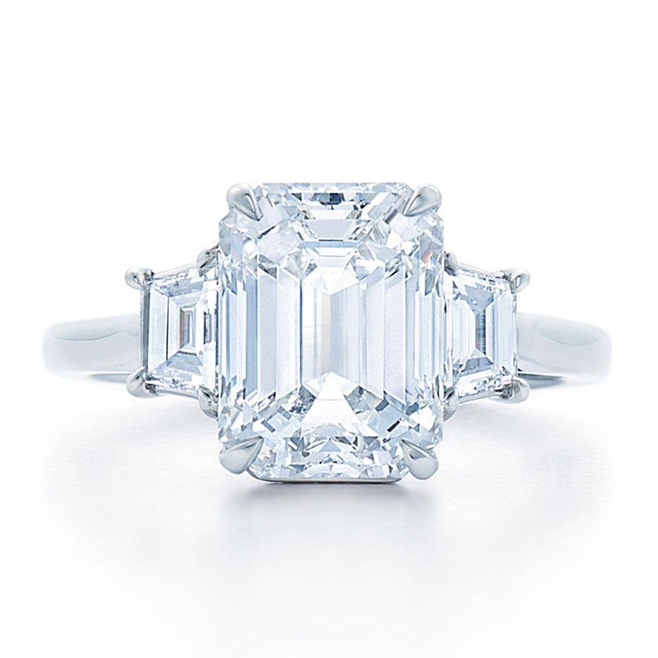 cut ring brilliant gorgeous white ct engagement collections square solitare philipnoel with modified rings stunning gold