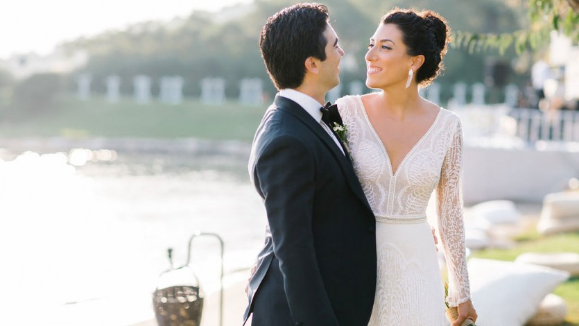 This Turkish Wedding Is the Perfect Blend of Casual and Elegant
