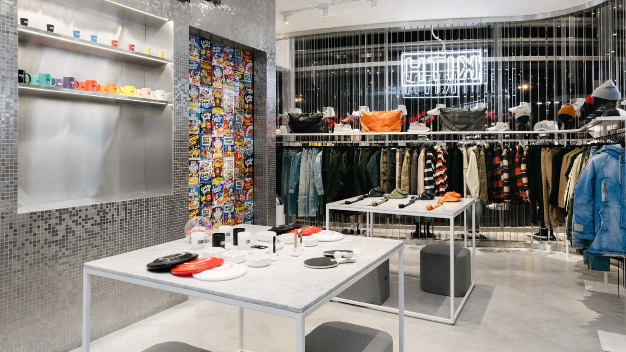 Exclusive: A First Look Inside Kith's Newest Shop