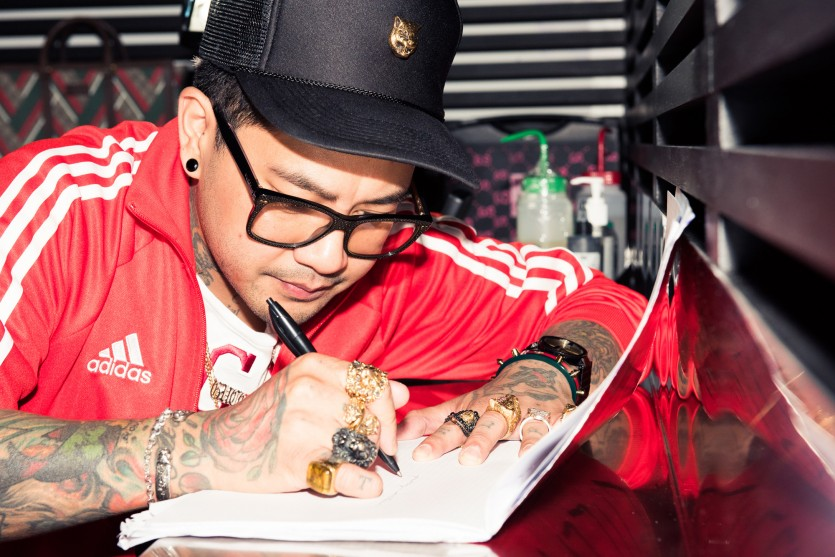 c8c96429a JonBoy Talks Tattooing, Gucci, His Inspiration, and More - Coveteur