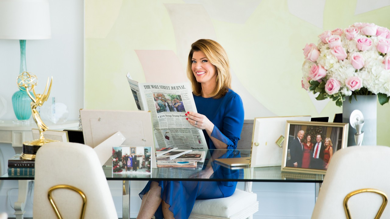 CBS News Anchor Norah O'Donnell on Broadcasting During a Trump Presidency