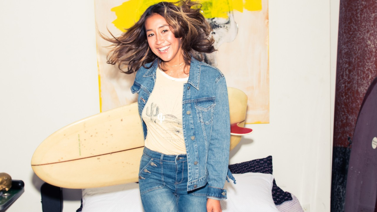 Everything a Genuine Surfer Girl Has in Her New Brooklyn Closet